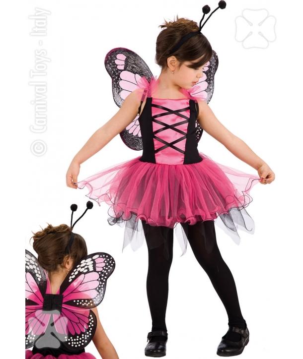 Costum carnaval fete zana fluture