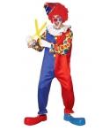 Costum carnaval clovn adulti model 1