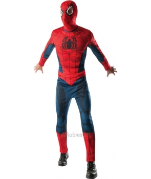 Costum carnaval barbati Spiderman model 1