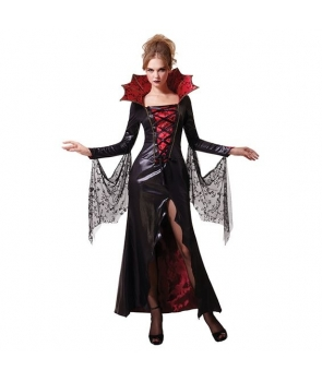 Costum Halloween femei vampirita noptii