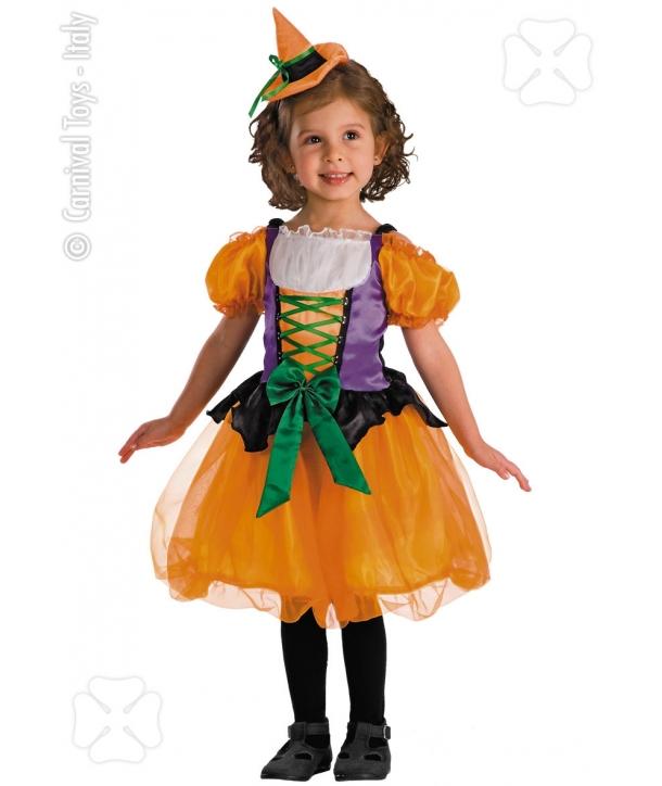 Costum Halloween fete Dovlecica model 2