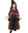 Costum halloween vampirita maro