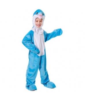 Costum carnaval delfin copii