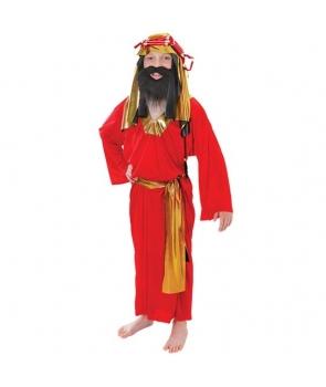 Costum Craciun copii Mag rosu