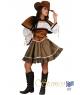 Costum carnaval femei cowgirl