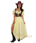 Costum carnaval femei sallon girl