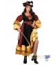 Costum carnaval femei pirata cu negru