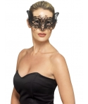 Masca de carnaval pisica venetiana