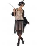 Costum carnaval femei anii 20