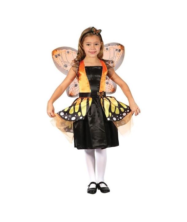 Costum carnaval fete fluture