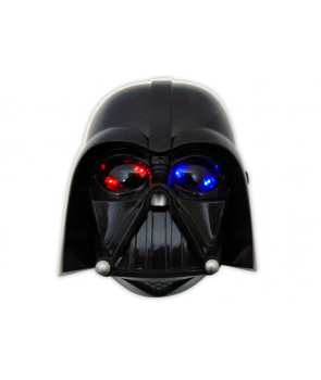 Masca Darth Vader ,neagra cu lumini
