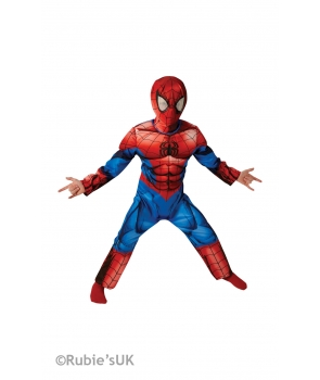 Costum carnaval baieti Spiderman Ultimate