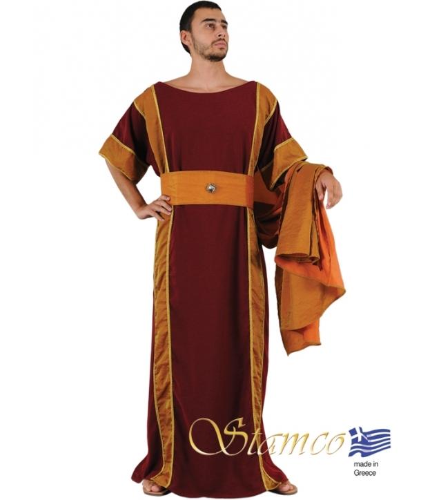 Costum carnaval barbati grec