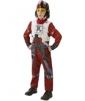 Costum carnaval baieti pilot Poe Star Wars