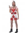 Costum carnaval barbati haios asistenta