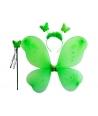 Aripi fluture verzi