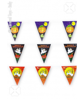 Decor banner stegulete Halloween