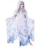 Costum Halloween femei fantoma alba