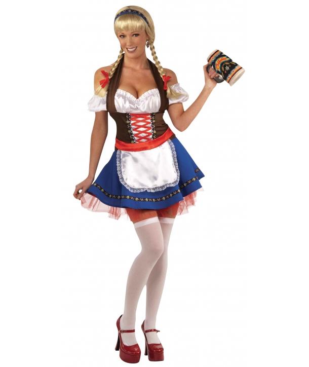 Costum carnaval femei Oktoberfest