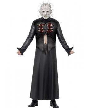 Costum Halloween barbati Pinhead