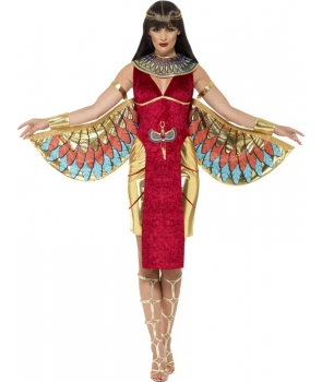 Costum carnaval femei zeita egipteana