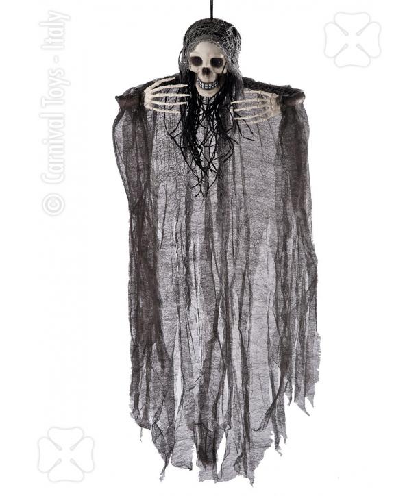Decor schelet cu maini Halloween