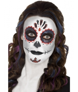 Machiaj Halloween Day of the Dead