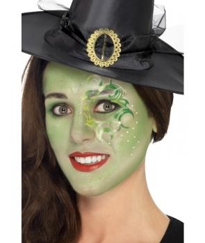 Machiaj Halloween vrajitoare