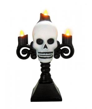 Decor Halloween sfesnic cu lumini