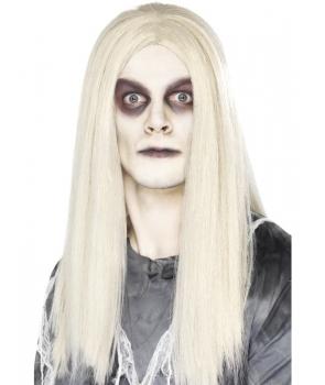 Peruca Halloween fantoma barbat