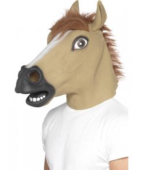 Masca de cal model 1