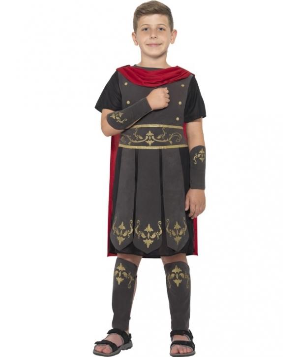 Costum Craciun baieti soldat roman