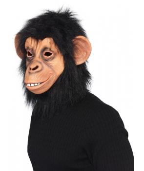 Masca de carnaval cimpanzeu