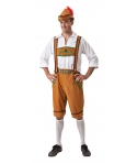 Costum carnaval barbati traditional german Oktoberfest