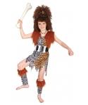 Costum carnaval copii Epoca de piatra