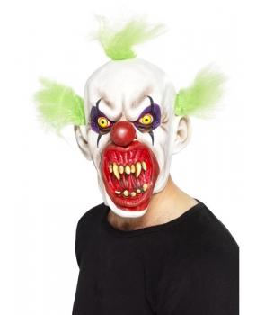 Masca horror clovn sinistru Halloween