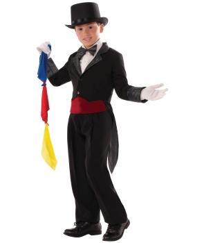 Costum carnaval baieti magician