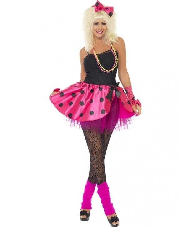 Set disco tutu roz