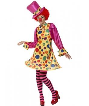 Costum carnaval femei clovn