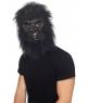 Masca horror gorila neagra din spuma