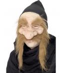 Masca de carnaval batranel