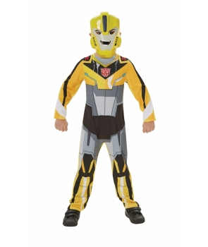Costum carnaval copii Transformers Bumble Bee