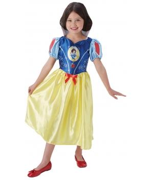 Costum carnaval fete Alba ca Zapada