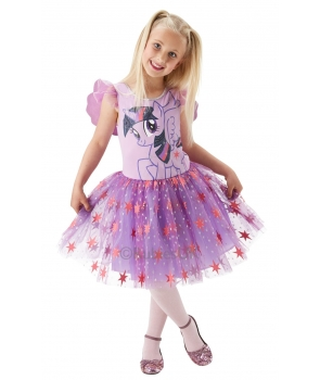 Costum carnaval fete My Little Pony Twilight Sparkle de lux