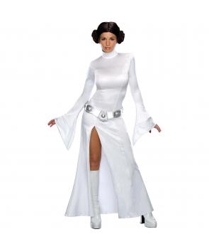 Costum carnaval femei Printesa Leia Star Wars