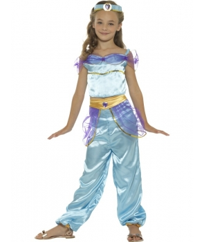 Costum carnaval fete Printesa araba