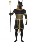 Costum Halloween barbati Anubis