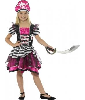 Costum carnaval fete pirata perfecta