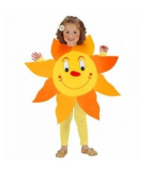 Costum carnaval copii Soare model nou