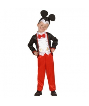 Costum carnaval baieti Mickey Mouse model nou